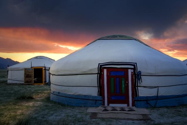 Ger-Camp